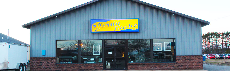 Affordable Flooring and Furniture Cadillac